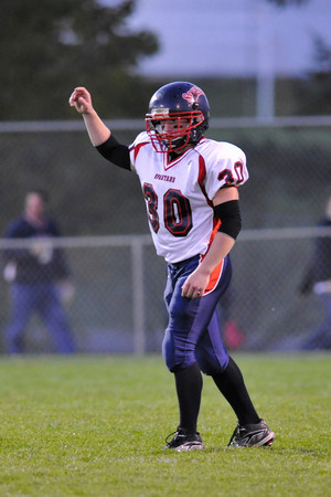 2010 Orono Varsity Football vs. Mound