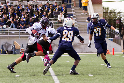 Game: Langham Creek Lobos vs Cy-Ranch Mustangs at Berry Center on Saturday, November 5, 2011  Photo by Greg Vaughn.  Available at http://www.gregvphotography.com
