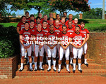 14 August 2011:  The Davidson Wildcat football team pose for team pictures prior to their Pioneer League Season at Belk Arena in Davidson, North Carolina.