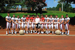 14 January 2007:  The Davidson Wildcat football team pose for team pictures prior to their Pioneer League Season at Belk Arena in Davidson, North Carolina.