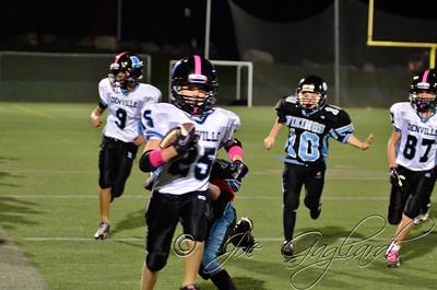 Denville Blue Angels Football