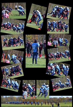 caleb football