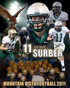 11 Evan Surber