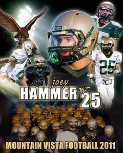 25 Joey Hammer