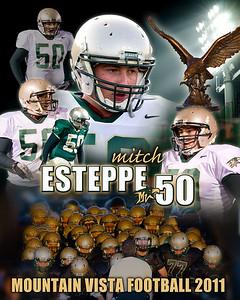 50 Mitch Esteppe