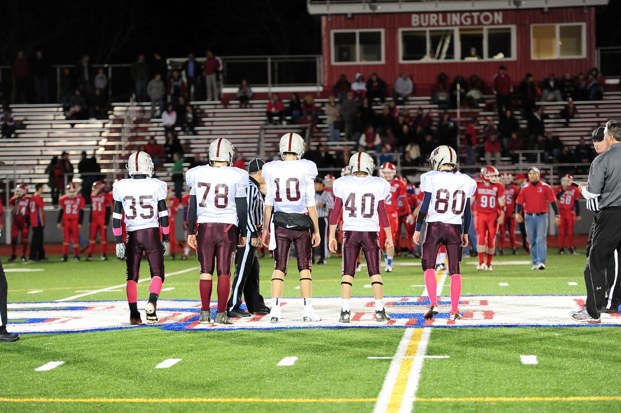 11-1-2012 - A Team vs Burlington0001