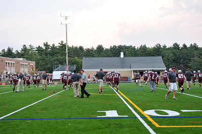 9-7-2012 - WA vs Chelmsford