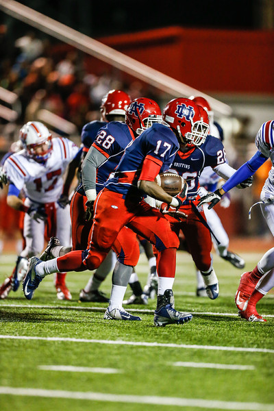 Parkview Baptist defeats North Desoto 62 to 21