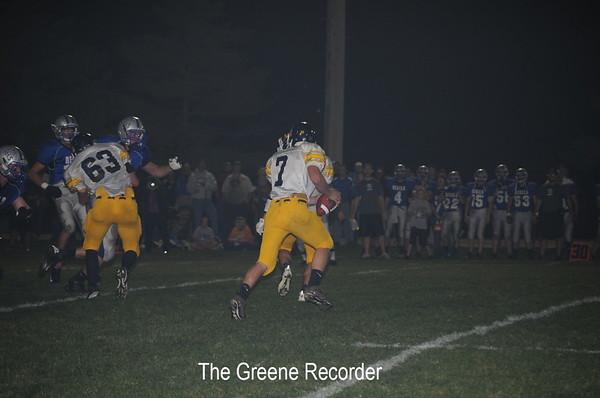 Playoff Football vs G-R