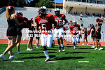 13 October 2012: Lanny Funsten caught a Pioneer Football League record 17 passes, totaling 246 yards, and also broke Davidson's all-time reception and receiving yardage records in a 34-24 loss to Jacksonville in conference action Saturday afternoon at Smith Field at Richardson Stadium  in Davidson, North Carolina.