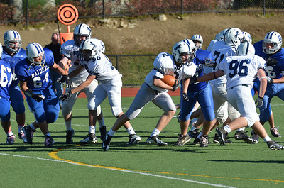 2012.10.11 Medway Freshman FB vs DS