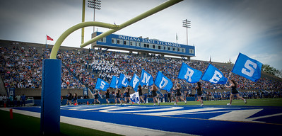 Indiana State vs. Drake football 2012