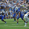 ISU vs. Quincy football