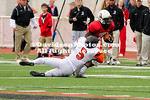 NCAA FOOTBALL:  NOV 23 Campbell at Davidson