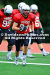 NCAA FOOTBALL:  OCT 12 Drake at Davidson
