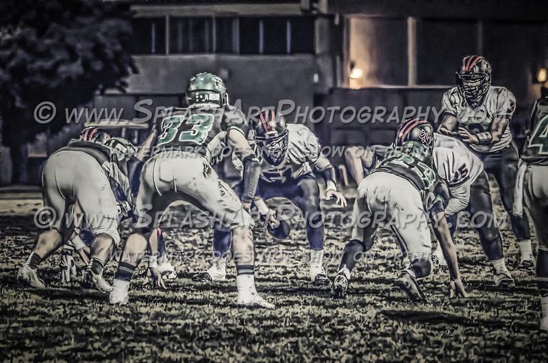 Eagle Rock Football vs South Gate Rams