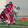 Eagle Rock JV Football  vs Sotomayor Wolves