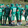 Eagle Rock JV Football vs La Canada Spartans
