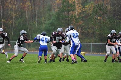 10-31-2013 - Freshmen vs Bedford
