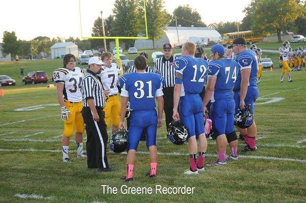 Football at Central Springs