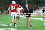 NCAA FOOTBALL:  OCT 19 Marist at Davidson