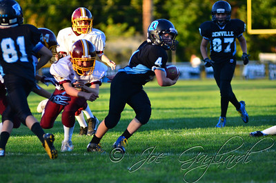 From PeeWee_vs_Madison on Sep 28, 2013 www.shoot2please.com - Joe Gagliardi Photography