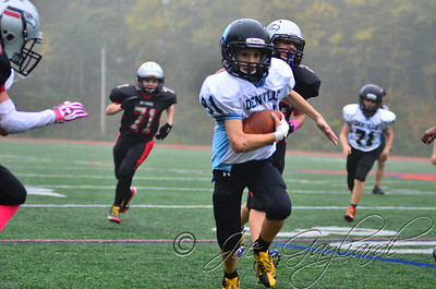 From PeeWee_vs_MtLakes on Oct 06, 2013 www.shoot2please.com - Joe Gagliardi Photography