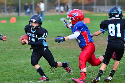 From PeeWee_vs_LenapeValley on Nov 02, 2013 www.shoot2please.com - Joe Gagliardi Photography