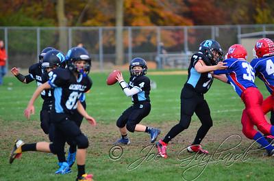 From PeeWee_vs_LenapeValley on Nov 02, 2013 www.shoot2please.com - Joe Gagliardi Photography