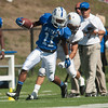 The Sycamores defeated Quincy 70-7 in ISU's first home game of the 2013 season.