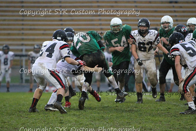 WBHS Freshmen Football vs Salem-5
