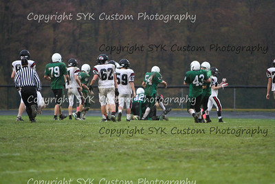 WBHS Freshmen Football vs Salem-2