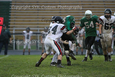 WBHS Freshmen Football vs Salem-6
