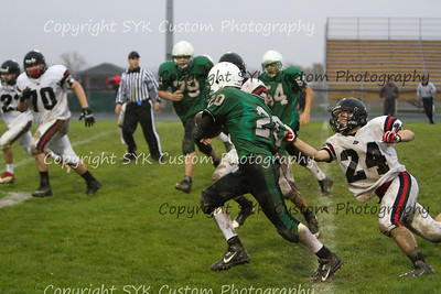 WBHS Freshmen Football vs Salem-41