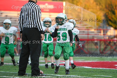 WBLW 4th Grade Football vs Salem-118