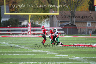 WBLW 4th Grade Football vs Salem-160