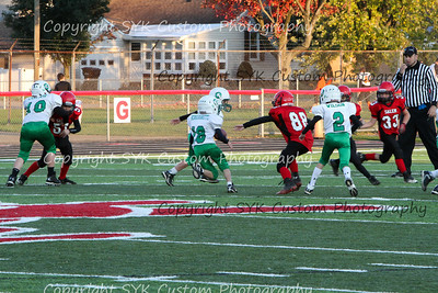 WBLW 4th Grade Football vs Salem-45