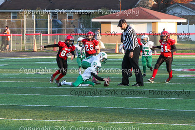 WBLW 4th Grade Football vs Salem-11