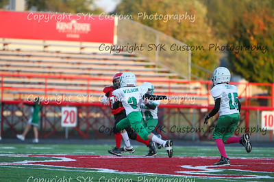 WBLW 4th Grade Football vs Salem-89