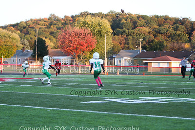 WBLW 4th Grade Football vs Salem-86