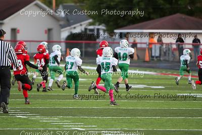 WBLW 4th Grade Football vs Salem-157
