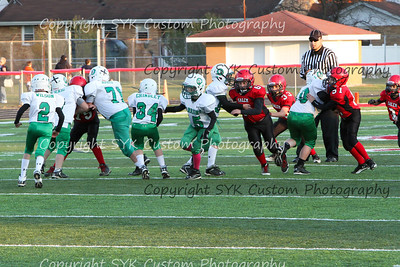 WBLW 4th Grade Football vs Salem-20