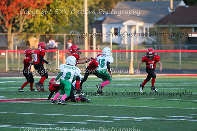 WBLW 4th Grade Football vs Salem-74