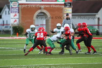 WBLW 4th Grade Football vs Salem-168