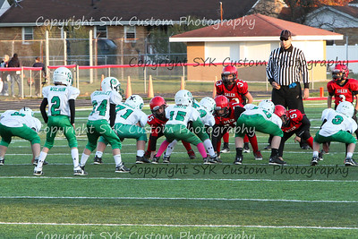 WBLW 4th Grade Football vs Salem-15