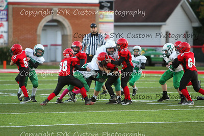 WBLW 4th Grade Football vs Salem-170