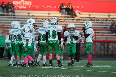 WBLW 4th Grade Football vs Salem-93