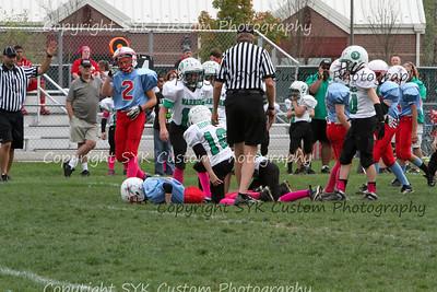 WBLW 5th Grade Football at Alliance-93