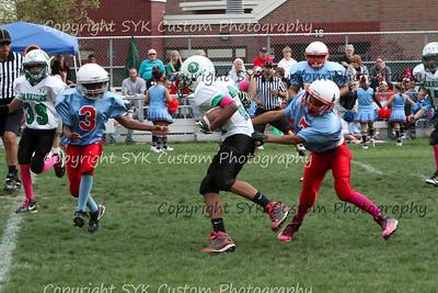 WBLW 5th Grade Football at Alliance-115