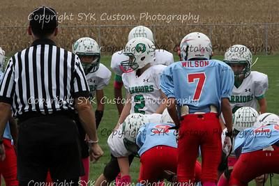 WBLW 5th Grade Football at Alliance-66